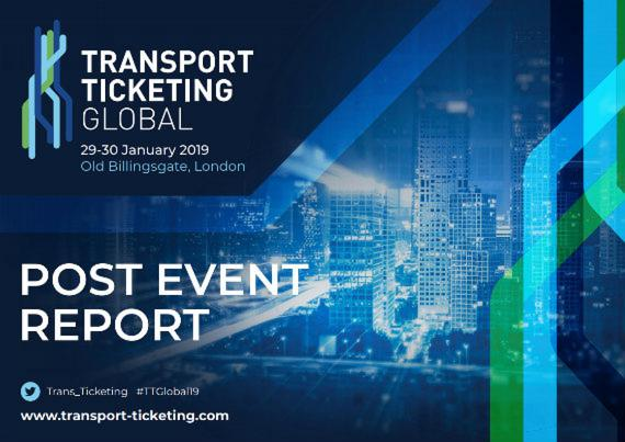 Transport Ticketing Global 2019 Post Event Report